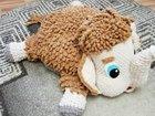 Детский коврик пуфик