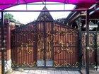 Ворота  калитка