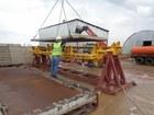Смотреть изображение Строительные материалы Линия по производству дорожных и аэродромных плит 71435589 в Алзамае