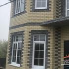 Продается новый дом 108 м2 на участке 2.2 сотки в Супсехе .