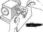 Фотография в Бытовая техника и электроника Швейные и вязальные машины Скорняжная бытовая машинка производство япония в Москве 0