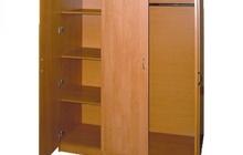 Шкаф для одежды ДСП двухстворчатый