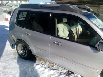 Скачать фотографию Аварийные авто Продам на запчасти Nissan X-trail 2006 г, в, 62530829 в Архангельске