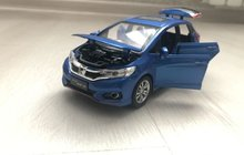 Машинка игрушка модель Honda Fit Gk3 gk4 gk5 gk6 G
