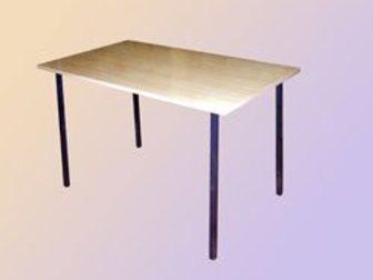 Скачать фото Мебель для спальни Столы обеденные с табуретами эконом-класса 32829012 в Арзамасе
