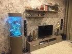 Фото в Рыбки (Аквариумистика) Изготовление аквариумов Объем аквариума- 90 литров  Высота комплекса-1500 в Асбесте 0