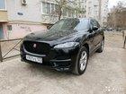 Jaguar F-Pace 2.0AT, 2017, внедорожник