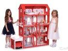Новый кукольный домик