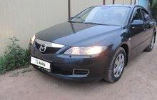 Mazda 6 1.8МТ, 2006, 164000км
