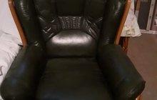 Кресла из натуральной кожы
