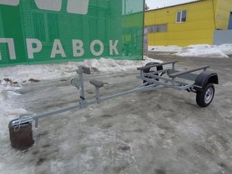 Новое фото Прицепы для легковых авто Новый лодочный прицеп Судак 69071979 в Астрахани