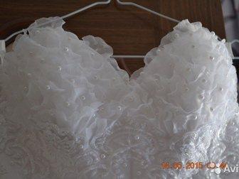 Скачать foto Свадебные платья свадебное платье лепестки роз 32878922 в Азове
