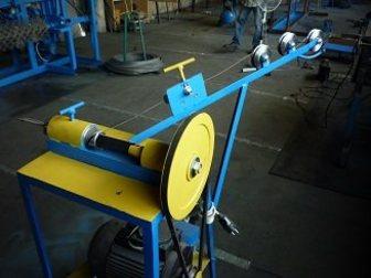 Уникальное foto Строительные материалы Станок, оборудование для изготовления рабицы, с бесплатной доставкой в Барнаул 33581636 в Барнауле