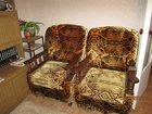 Изображение в Мебель и интерьер Мягкая мебель Продам диван и 2 кресла в отличном состоянии в Балаково 5000
