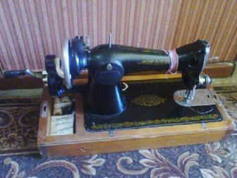 Свежее фото Антиквариат Швейная машинка 32543214 в Балаково