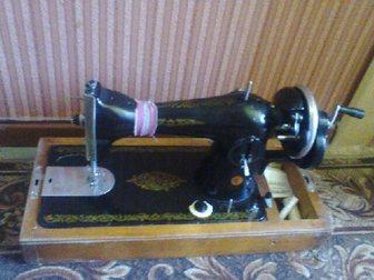 Скачать foto Антиквариат Швейная машинка 32543214 в Балаково