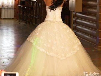 Смотреть изображение Свадебные платья Продам шикарное свадебное платье 34121096 в Балаково