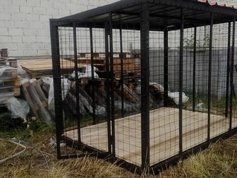 Просмотреть фото Строительные материалы Вольеры для животных из металла 36887980 в Балаково