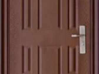 Просмотреть фотографию Мебель для дачи и сада Дверь входная металлическая 36888099 в Балаково