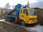Фотография в Авто Аренда и прокат авто от 2000 рублей/час  Шасси Isuzu Ilf  Глубина в Барнауле 2000