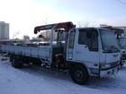 Фотография в Авто Аренда и прокат авто от 900 рублей/час  Шасси Isuzu NQR 75  Грузопдъемность в Барнауле 900