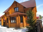 Скачать бесплатно фотографию  Строительство деревянных домов и бань из бревна 37803057 в Барнауле