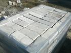 Фото в Строительство и ремонт Строительные материалы Продаю кирпич белый б/у, одинарный, полуторный в Барнауле 4