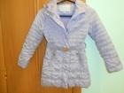 Просмотреть изображение Детская одежда Замечательная демисезонная куртка для девочки 42704289 в Барнауле