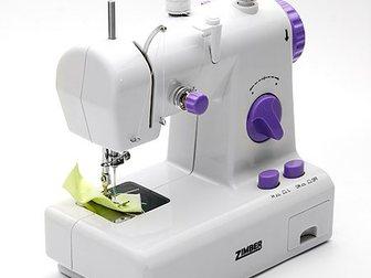 Смотреть фотографию Разное мини швейная машинка- Зимбер многооперационная 32775008 в Барнауле