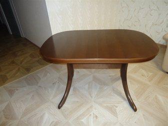 Смотреть фотографию Мебель для гостиной продам стол 33086430 в Барнауле