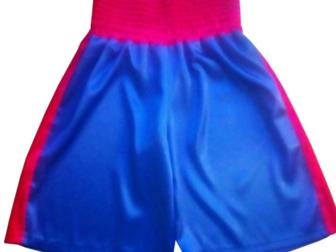 Новое изображение Спортивная одежда Шорты для бокса, тайские, спортивные 69735890 в Новосибирске