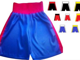 Свежее фото Спортивная одежда Шорты для бокса, тайские, спортивные 69735890 в Новосибирске