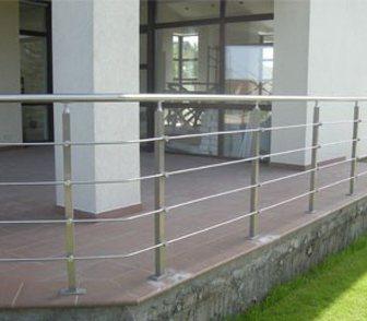 Изображение в   «Алтай Лестница» предлагает ограждения различной в Барнауле 111