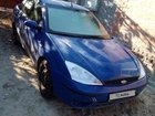 Ford Focus 1.6МТ, 2001, 100000км