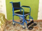 Увидеть изображение  Кресло - каталка для инвалидов со встроенным санузлом 68394541 в Белгороде