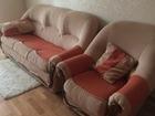 Свежее фотографию Мягкая мебель продам мягкую мебель диван раскладной и 2 кресла 80376100 в Белгороде