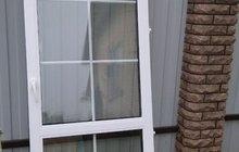 Пластиковая (балконная) дверь