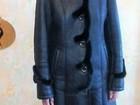 Скачать бесплатно foto Женская одежда Продам кожаную дублёнку с капюшоном 39685032 в Белогорске