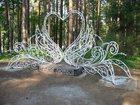 Изображение в   Креативная скульптурная композиция из металлаДва в Белореченске 0