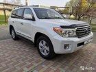 Toyota Land Cruiser 4.5AT, 2012, 126000км