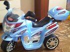 Изображение в   Продам детский мотоцикл на аккумуляторе в в Бийске 3000
