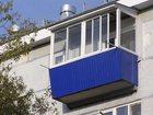 Просмотреть фотографию Ремонт, отделка Остекление балконов и лоджий под ключ любой сложности 34391818 в Бийске