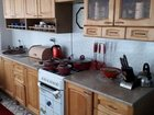 Кухонный гарнитур массив березы