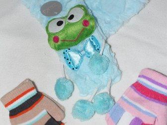 Новое изображение Детская одежда Перчатки малодетские (1-5) в ассортименте 33794943 в Бийске