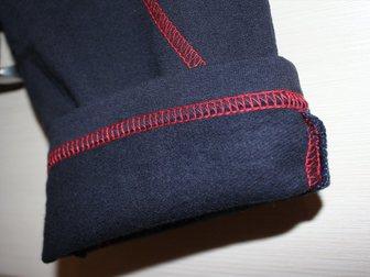Свежее фотографию Детская одежда Штаны с начесом, р, 62-68 33795053 в Бийске