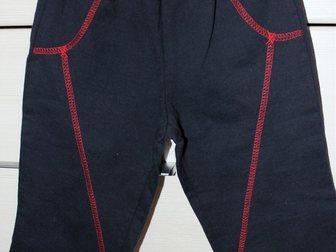 Свежее фото Детская одежда Штаны с начесом, р, 62-68 33795053 в Бийске