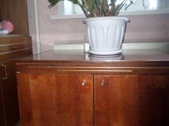 Увидеть фото Мебель для гостиной Тумбочка под телевизор б/у 36668421 в Бийске