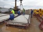 Скачать фото Строительные материалы Линия по производству дорожных и аэродромных плит 38652906 в Биробиджане