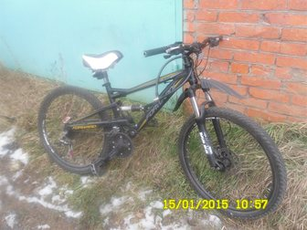 Смотреть фотографию  отличный велосипед для вело прогулок 33845548 в Биробиджане