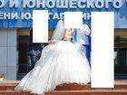 Фото в Одежда и обувь, аксессуары Свадебные платья Шикарное свадебное платье коллекции 2015 в Брянске 32000